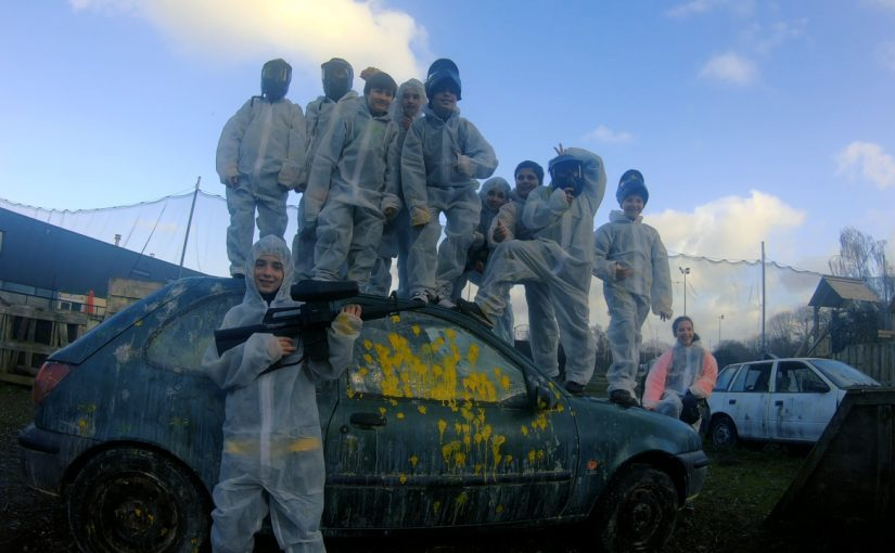 Paintball Antwerpen